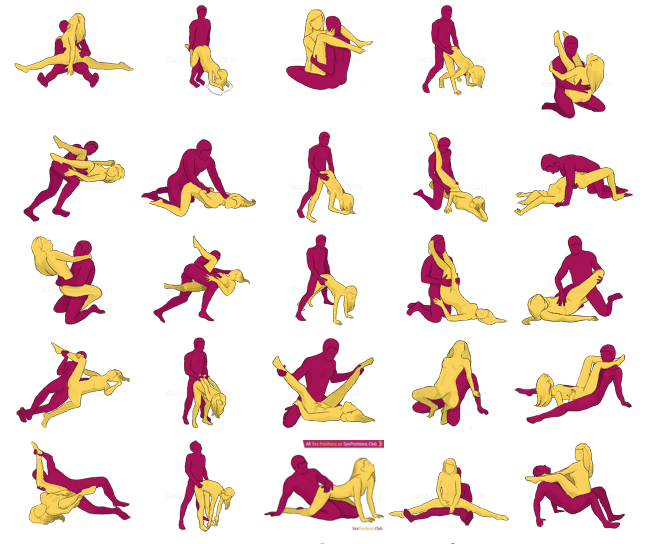 New sex positions pictures