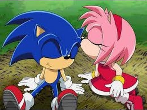 Amy having sex with sonic pic