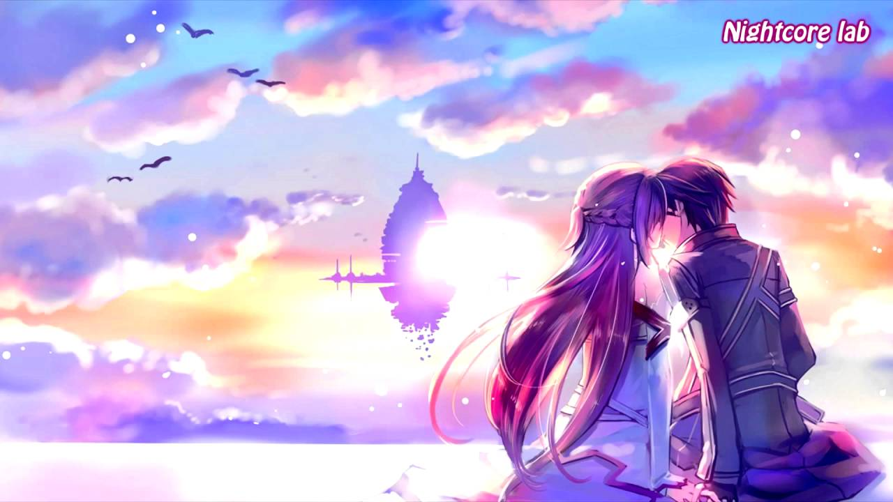 Nightcore let me be with you