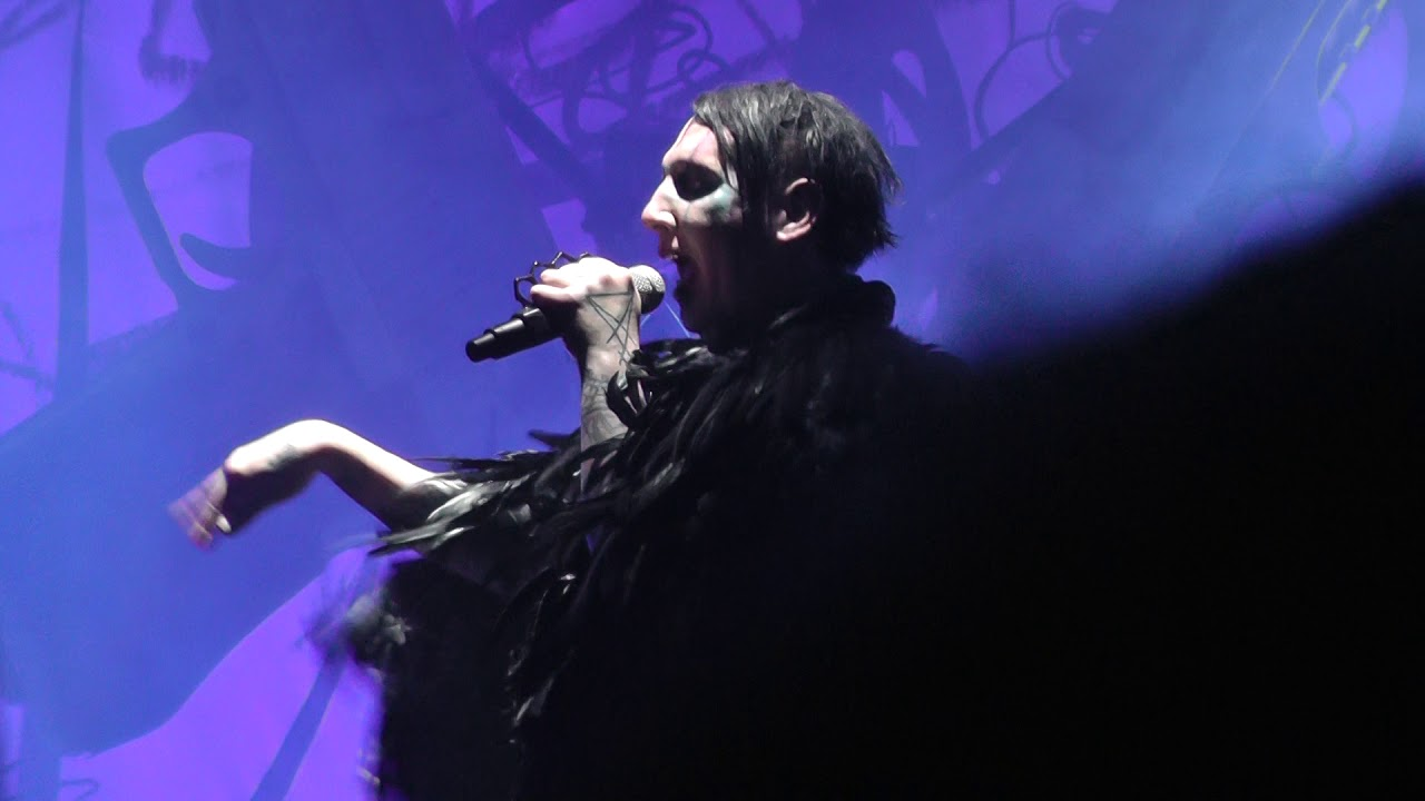 Dope show marilyn manson live