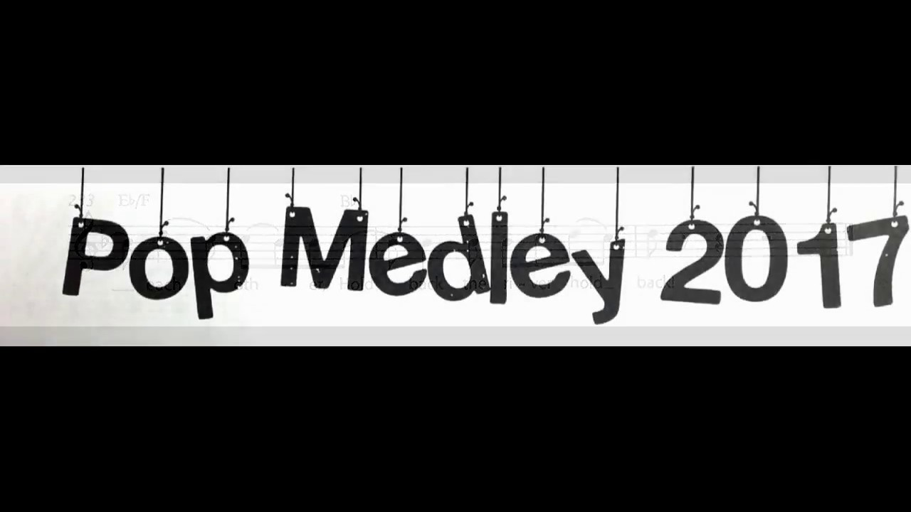 Pop medley 2017 young voices